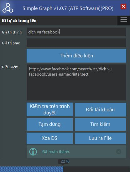 18 - Dịch Vụ Facebook