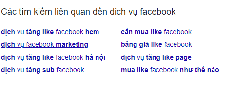 7 - Dịch Vụ Facebook