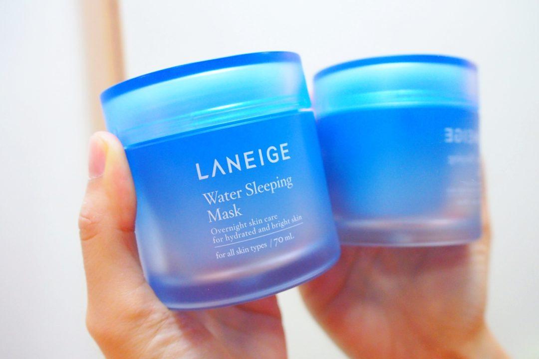 Laneige Sleeping Mask - Top 7 loại mặt nạ được yêu thích nhất