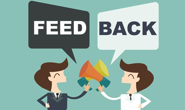 cac doanh nghiep quan tam den feedback cua khach hang - Tăng tương tác bằng 6 tips đơn giản