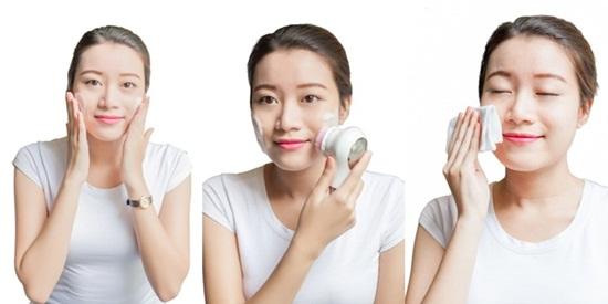 may rua mat 4d deponline 1 - Skin care với 5 bước đơn giản nhất