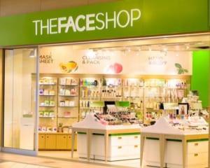 the face shop 300x240 - Thương Hiệu Đến Từ Thiên Nhiên- The Face Shop
