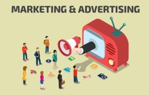 tiếp thị và quảng cáo 300x192 - Vốn Bao Nhiêu Là Đủ Để Bắt Đầu Kinh Doanh Mỹ Phẩm