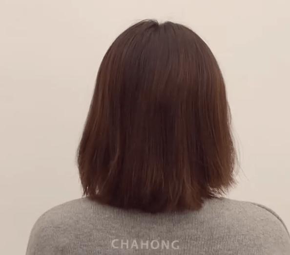 Screenshot 1 - Biến tóc bob vểnh xuôi vểnh ngược thành cụp nhẹ, bồng bềnh đẹp miễn chê với mẹo chỉ mất vài phút
