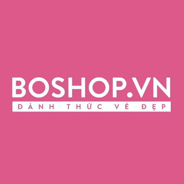 logo bo shop - Ông chủ 9x khởi nghiệp với shop mỹ phẩm