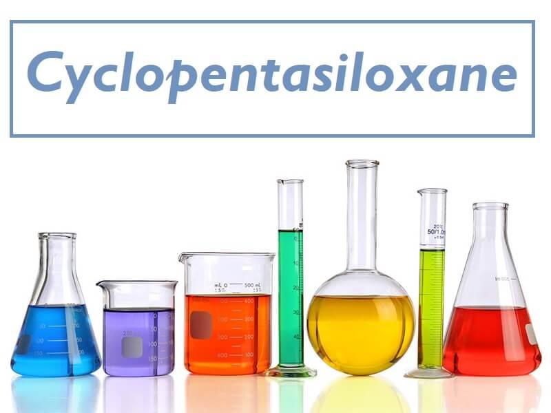 Cyclopentasiloxane - Chất Cyclopentasiloxane chứa trong các loại mỹ phẩm là gì? Cyclopentasiloxane có gây hại gì không?