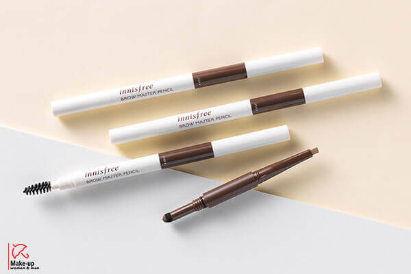 Innisfree Brow Master Pencil - Top 3+ Loại kẻ mày innisfree tốt nhất 2020
