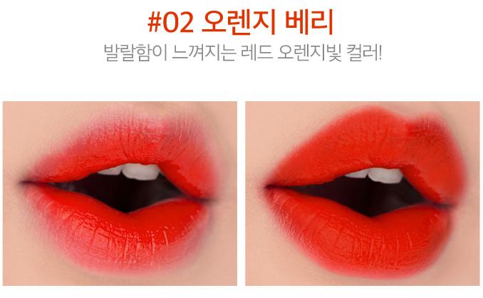 son màu đỏ cam - Top 10 Son màu đỏ cam đẹp nhất năm 2020