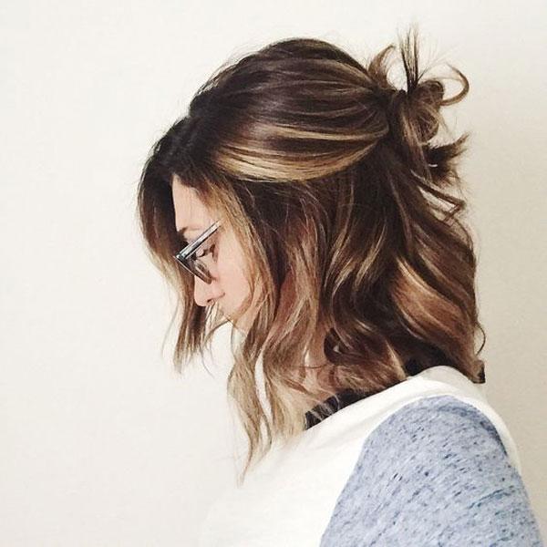 tạo kiểu cho tóc ngắn - Top 8 mẫu tóc tạo kiểu cho tóc ngắn 2020