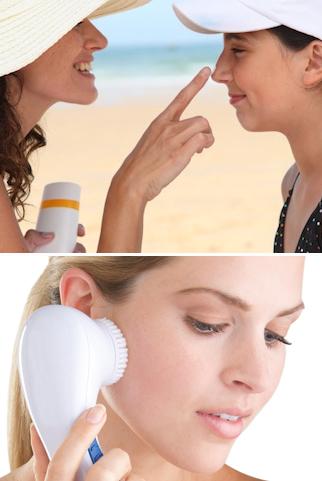 7 thoi quen lam sach da mat - Mẹo chăm sóc da tại nhà cho phụ nữ có làn da đẹp
