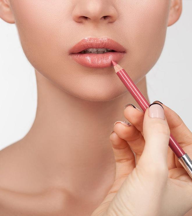 lipsliner - Cách son môi lâu trôi và bí quyết ít ai biết