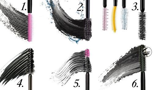 lua chon mascara - Sai lầm khi dùng mascara và những loại mascara đẹp nhất hiện nay