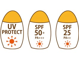 spf - Phân loại kem chống nắng và những khuyến cáo khi sử dụng