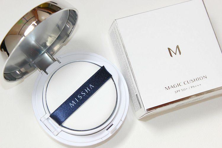 missha m magic cushion 4 - Các loại cushion có độ che phủ tốt nhất 2020