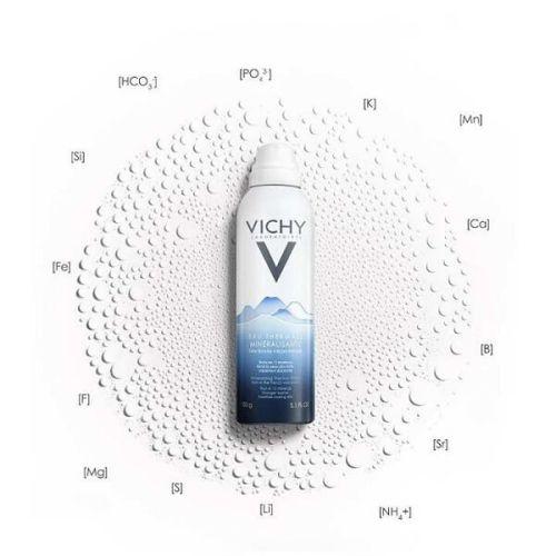 Vichy Mineralizing Thermal Watet - Xịt Khoáng Vichy Mineralizing Thermal Water có tốt không?