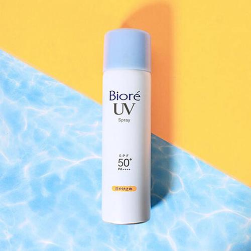 kem chong nang biore uv spray - Kem chống nắng Biore có tốt không, giá bao nhiêu?