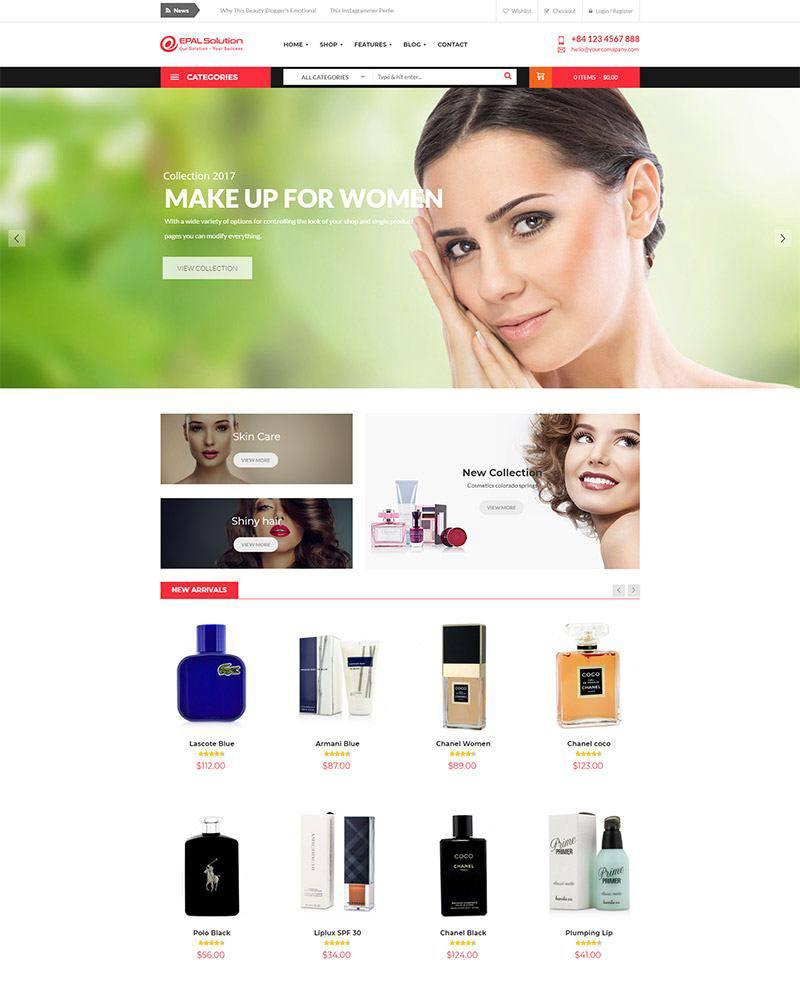 thiet ke website kinh doanh online my pham nhu the nao 2 1 - Nên Thiết Kế Website Bán Mỹ Phẩm Online Như Thế Nào?