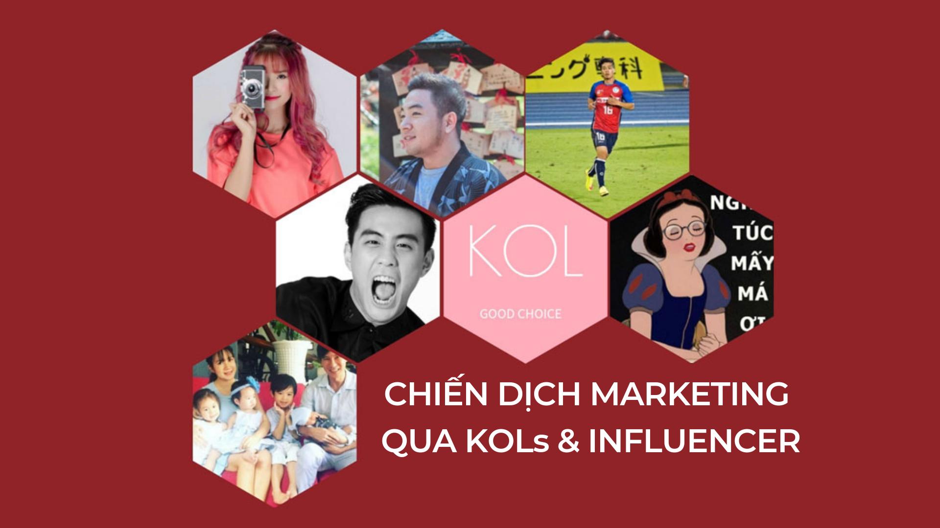 kols - Chia sẻ chiến lược marketing hiệu quả cho ngành làm đẹp