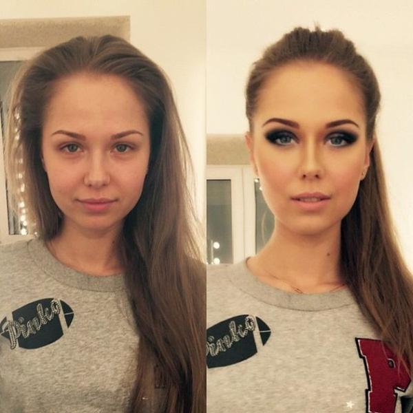 """makeup before after 20 568ab - Tham khảo 5 ý tưởng Marketing """"đắt giá"""" cho ngành mỹ phẩm"""